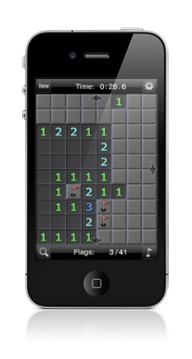 Boom! Minesweeper screenshot