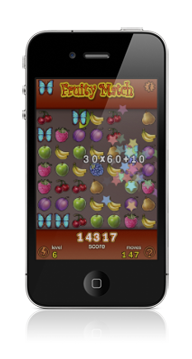 Fruity Match screenshot