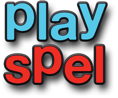 Large Playspel logo