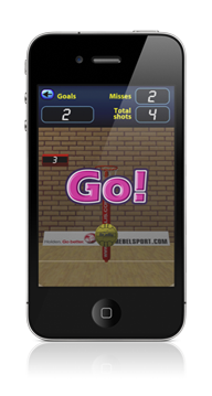 Netball Goal screenshot