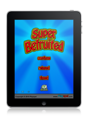 Super Befruited for iPad screenshot